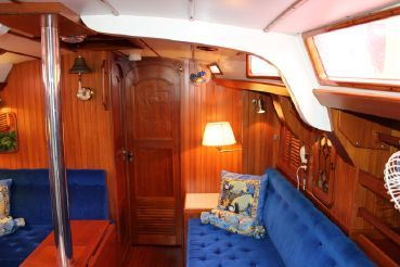 Tayana Vancouver 42 Pilothouse Boats For Sale