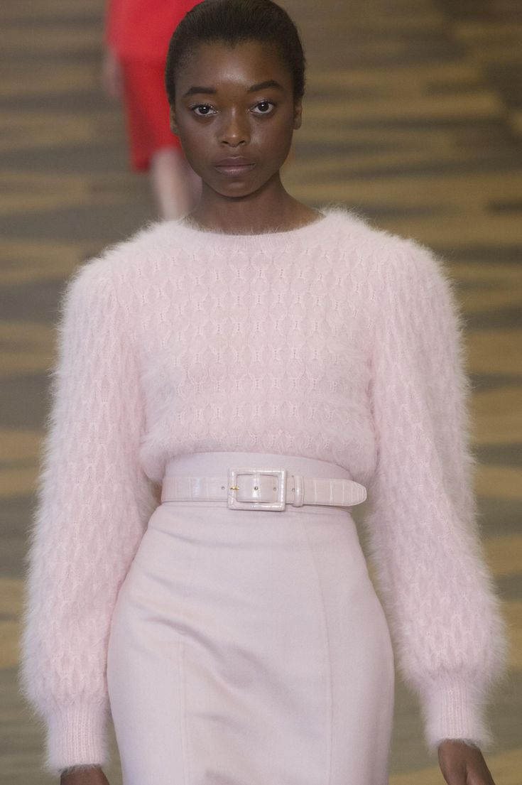 Défilé Ulyana Sergeenko automne-hiver 2018-2019 Couture