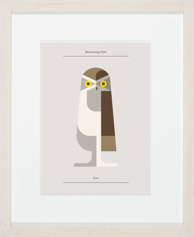 ome wonderful owl prints by Josh Brill over at Lumadessa.