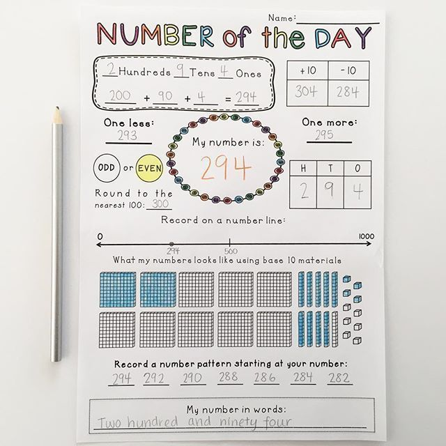 Number of the Day - FREEBIE ALERTWe're a little bit excited to tell you that our Number of the Day activity is now available! Sign up to get our exclusive freebies, and most importantly be part of the coolest little posse in town! #signup #aussieteachers #numberoftheday #freebie #mathresource #teacherspayteachers #iteachfirst