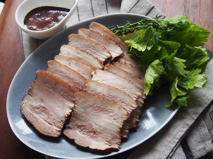 おもてなし料理や常備菜に豚バラ肉の紅茶煮のレシピ