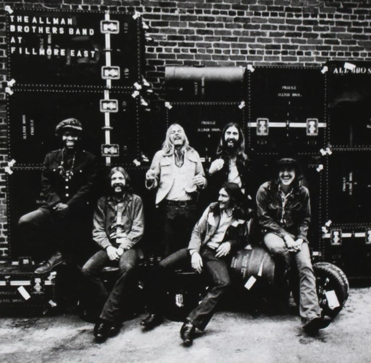 At Fillmore East By Allman Brothers Band