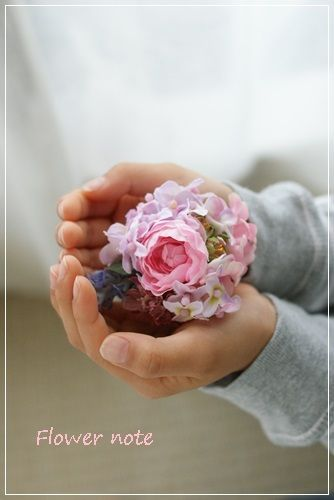 『【プチサイズ】ちっちゃいのが好き♪』 http://ameblo.jp/flower-note/entry-11513587272.html