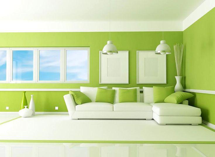 17 Terbaik ide tentang Warna  Dinding di Pinterest