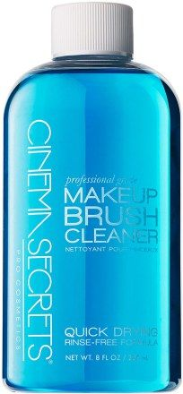 The Best Makeup Brush Cleaner - Just A Little Blush