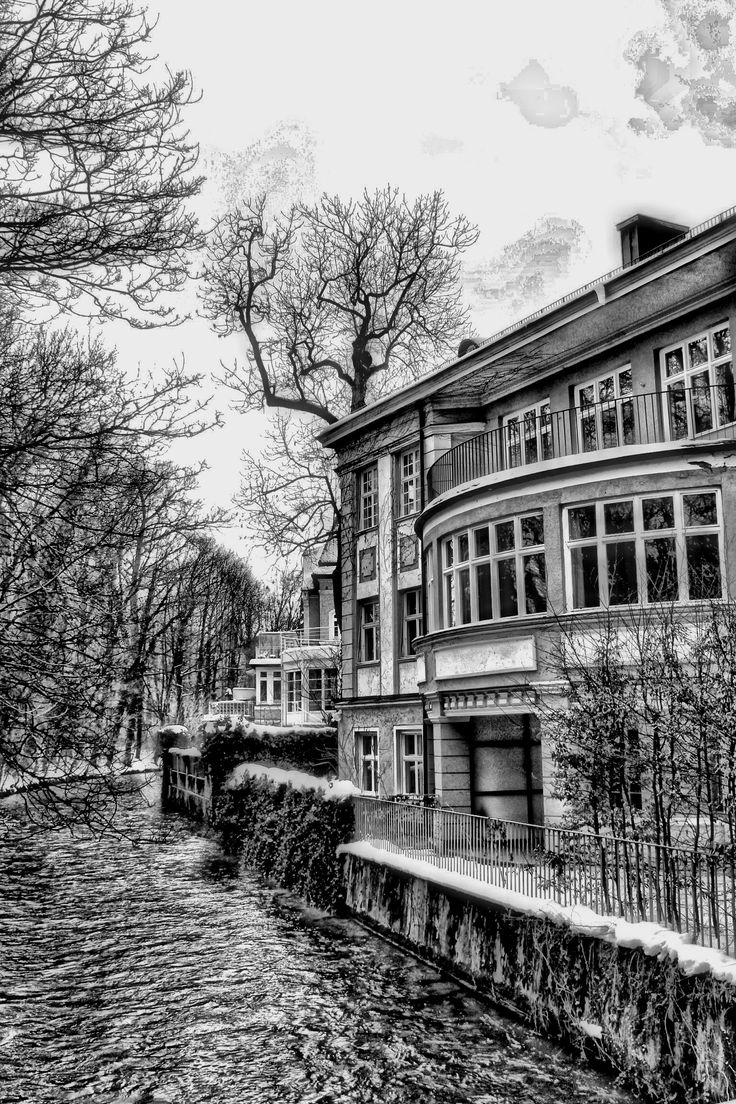 Riverside House by AngelEowyn