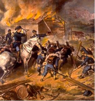 Marching Through Georgia by Harry Clay Work * Civil War Lyrics * Civil War Music