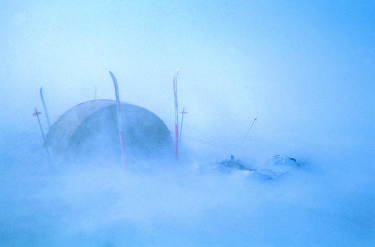 Pole 1995 #expedition #pole #snow