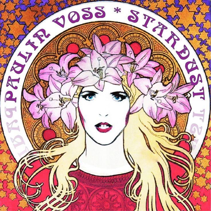 Paulin Voss album cover Stardust 2015