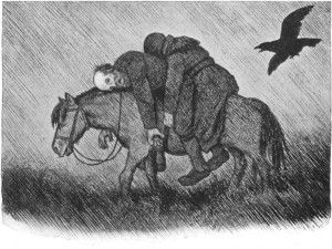 Kittelsen-0119 - Pestens härjingar