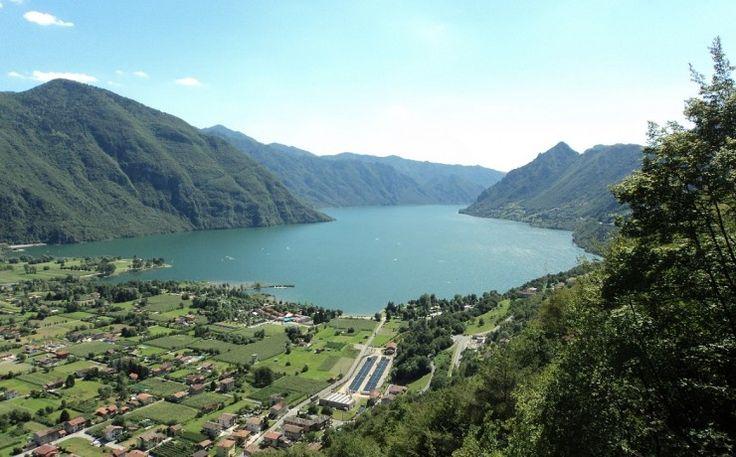 Noord Italie, het Idromeer