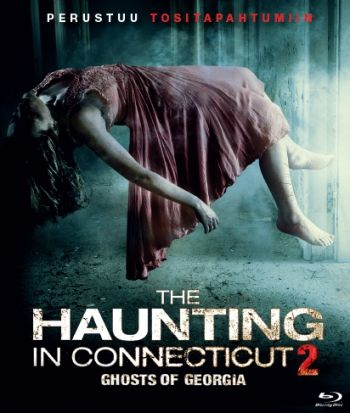 The Haunting in Connecticut 2: Ghosts of Georgia (Blu-ray) 6,95€