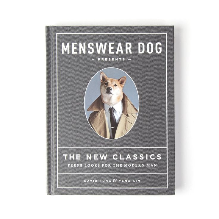 Exceptional Presents From The Dog Part - 14: Menswear Dog Presents: The New Classics, Exclusive Signed Copy With Bonus  Headshot