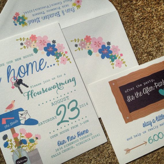 How To Bring Summer Vibes Into Your Home 6 Color Ideas: Best 25+ Housewarming Invitation Wording Ideas On