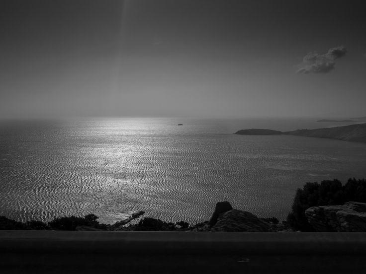 Palaiopolh / Andros island / Greece September 2013