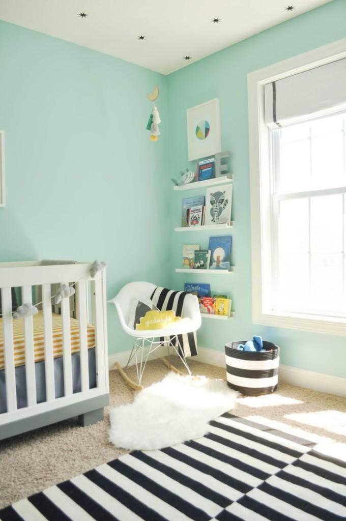 Más de 1000 ideas sobre Habitaciones De Color Verde Menta en ...