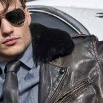 Men's Fur/Borg Collar Jackets