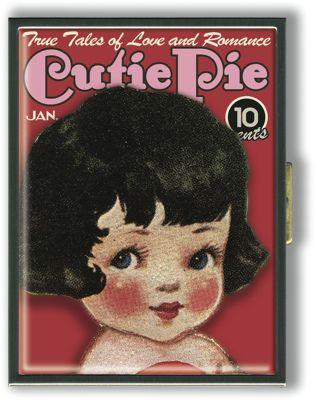 """Cutie Pie"""