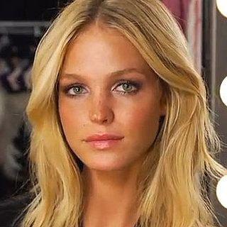 Erin Heatherton is probably one of the most flawless people on earth. Freckles and all.
