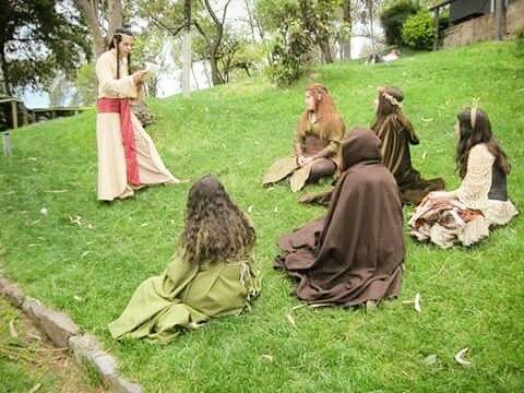 Tierra media elfos