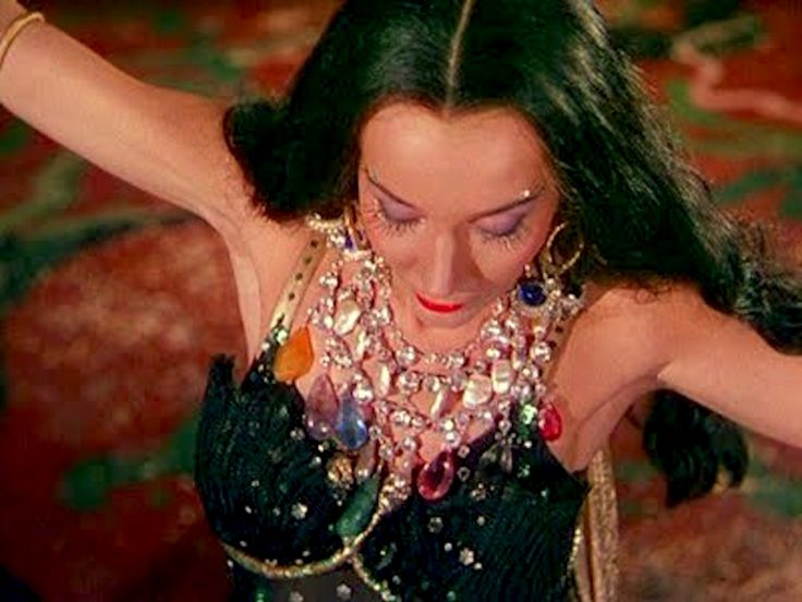"The Tales of Hoffmann 1951 ""The best ever filmed opera"" Empire. Ludmilla Tcherina  (now restored to 4k digital blu-ray in colour) (minkshmink)"