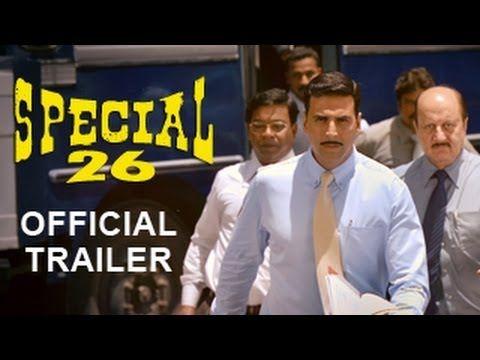 ▶ Special Chabbis - OFFICIAL Trailer 2013 | Akshay Kumar | Manoj Bajpayee | Anupam Kher - YouTube
