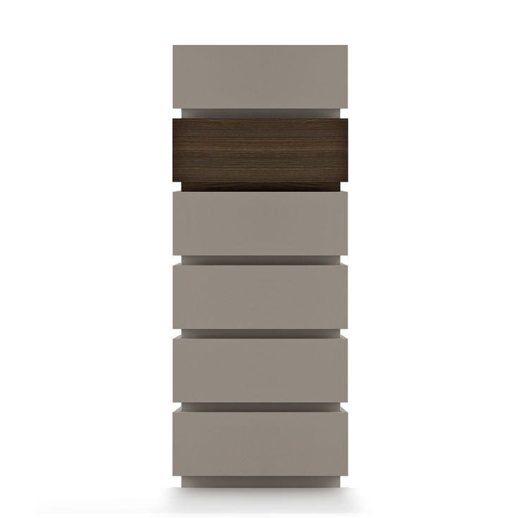 Dall'Agnese Super tall chest of drawers, available invarious finishes at My Italian Living Ltd