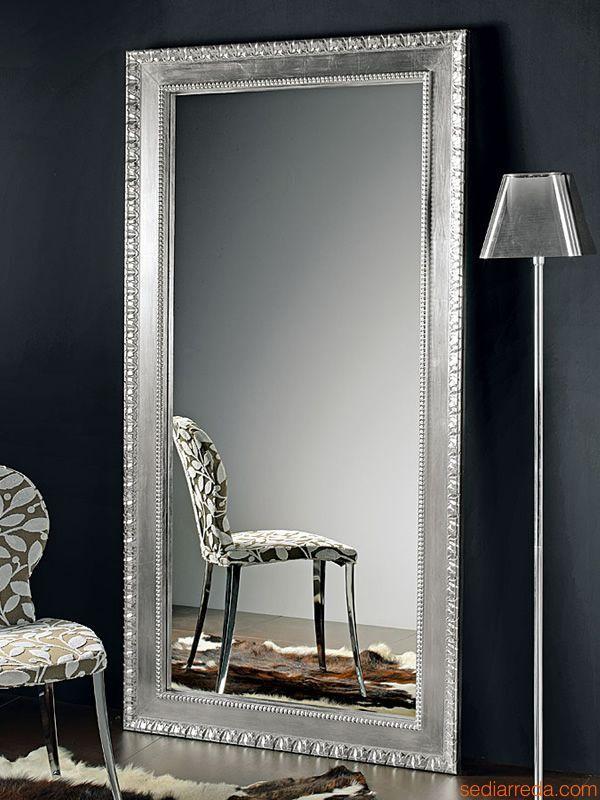 specchio con cornice legno - Cerca con Google