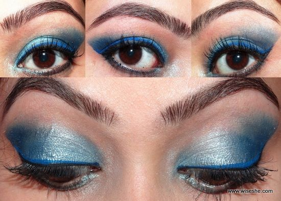 Coastal Scents Hot Pot 023 Steel Blue Review – MAC Deep Truth Eyeshadow Dupe