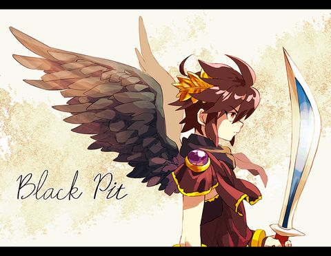 It's Dark Pit but I love the artwork~! <3