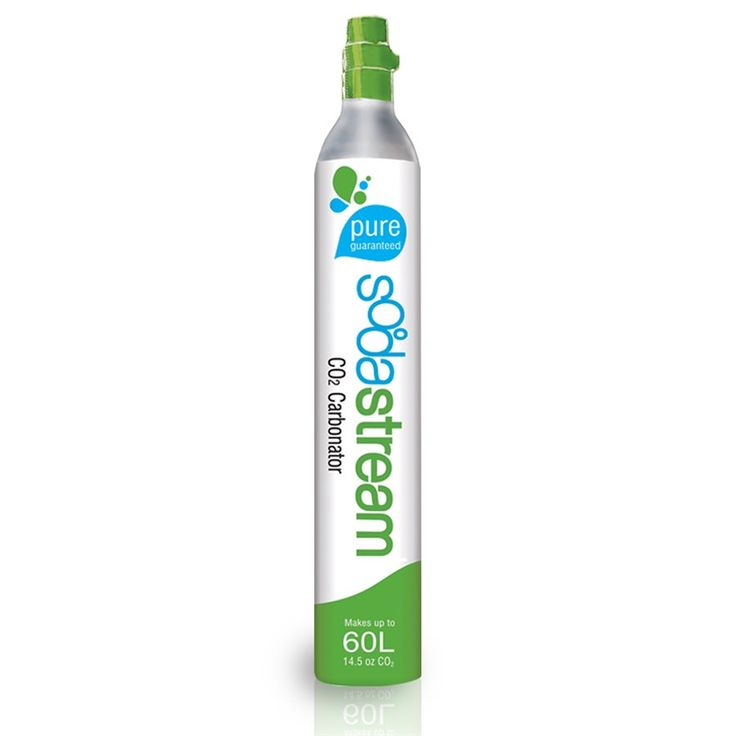 SodaStream 1032252110 Cylindre de Recharge CO2