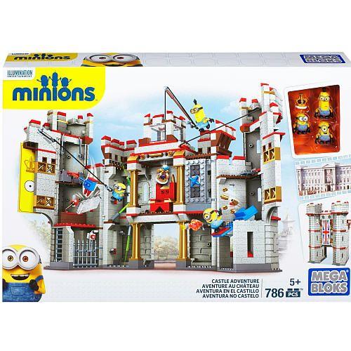"""Mega Bloks Despicable Me Castle Adventure -  MEGA Brands - Toys""""R""""Us"""