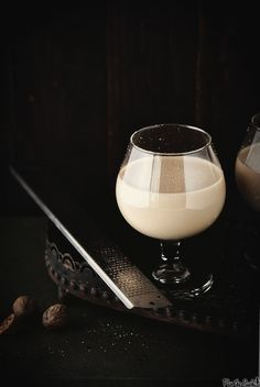 Brandy Alexander Cocktail Recipe...(also add ice cream to make it even better)