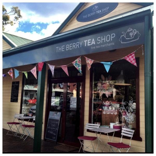 The Berry Tea Shop in Berry, NSW. www.theberryteashop.com.au