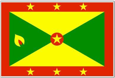 Bandera de Granada (#Flag of #Grenada)