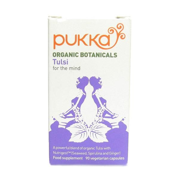 Pukka Organic Botanicals Tulsi