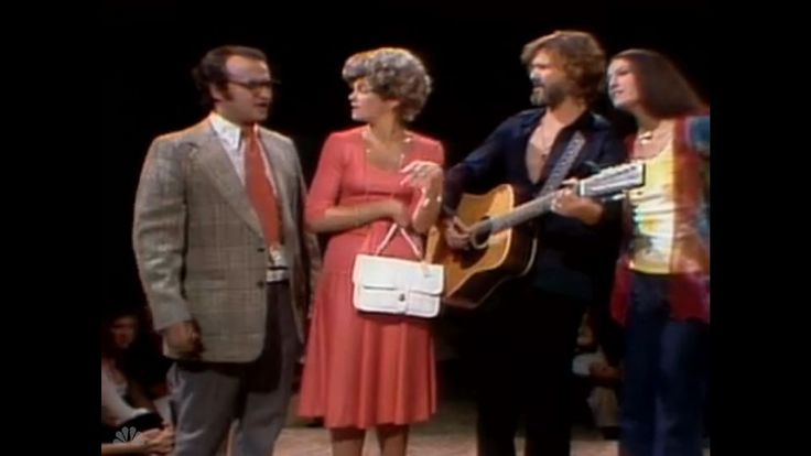 "Louise Lasser/Kris Kristofferson"" · Saturday Night Live (Classic ..."
