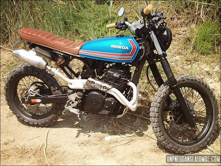 honda slr 650 scrambler honda dominator pinterest honda. Black Bedroom Furniture Sets. Home Design Ideas