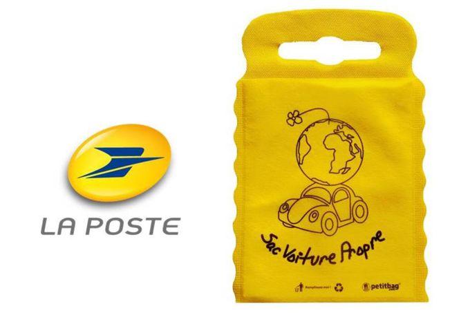 Petit Bag, le 1er sac de collecte de déchets pour voiture ! - Mavip