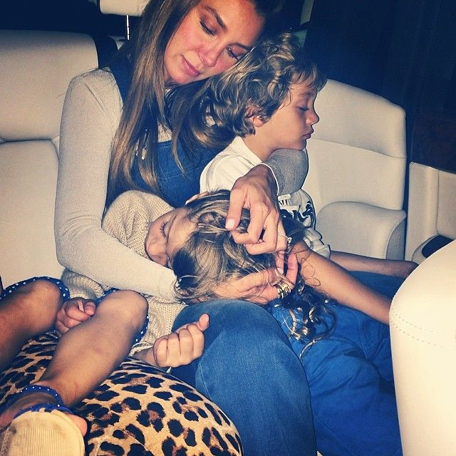 Elizabeth Gutierrez with Tophy and Kailey