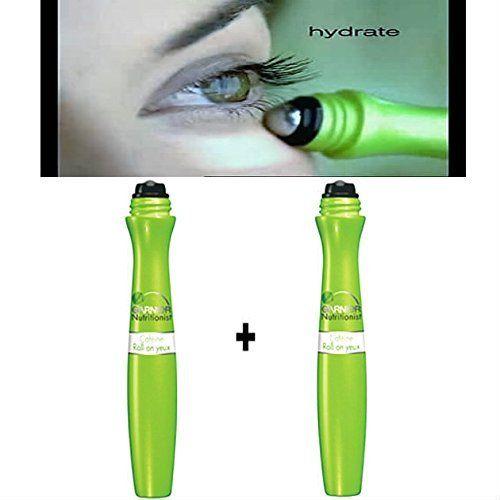 Garnier – Soin anti-fatigue yeux – Caféine Roll-On Anti-cernes anti poches bille massante ( LOT de 2 ): Connue pour son effet stimulant sur…
