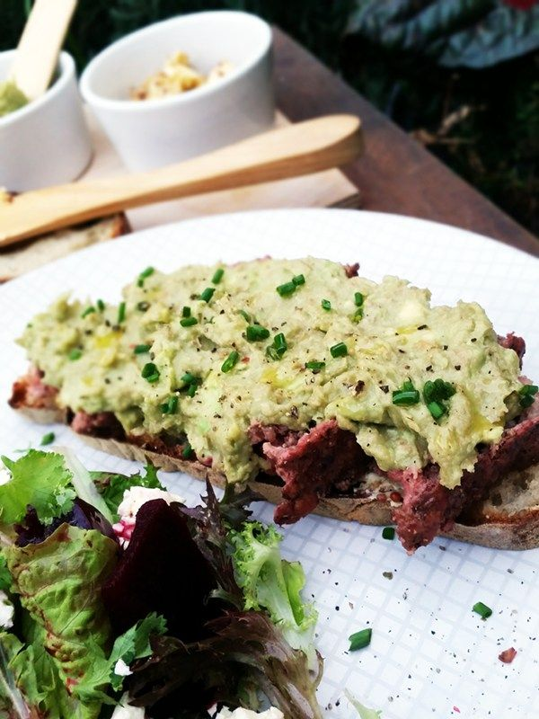 Avo Ciabatta Burger with Mustard Butter | www.homeology.co.za   #recipe #foodgasm #yummy #delicious #diy