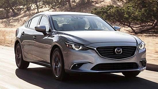 2016 Mazda 6 Release Date Abu Dhabi