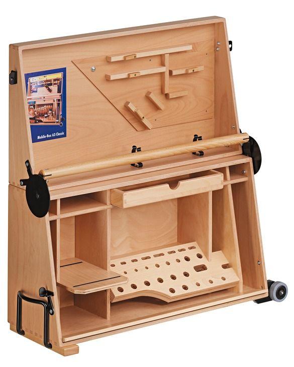 """Werkzeugkiste, Mobilo-Box 63 """"Classic"""" - im Häfele Deutschland Shop"""