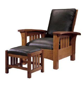 Building a Morris Chair - tutorial
