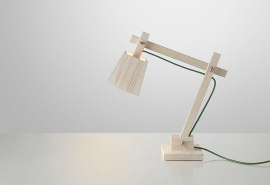 Muuto - Designs - Lamps - Wood Lamp - Designed by TAF Architects - muuto.com