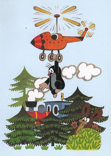 Krtek (Germany)   Mole