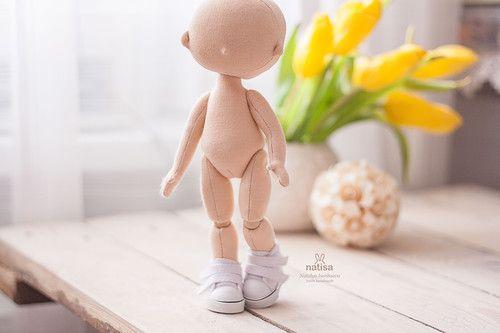 muñecos textiles Natasha Isenbayev o transformación de un trozo de tela de muñeca / textil con sus propias manos de los tejidos / Beybiki. Muñecas de fotos. ropa de la muñeca