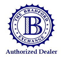 Bradford Exchange with no shipping costs!