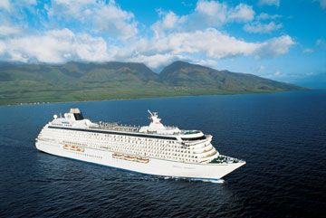 Crystal Serenity - Crystal Cruises. Photo Courtesy of Crystal Cruises.